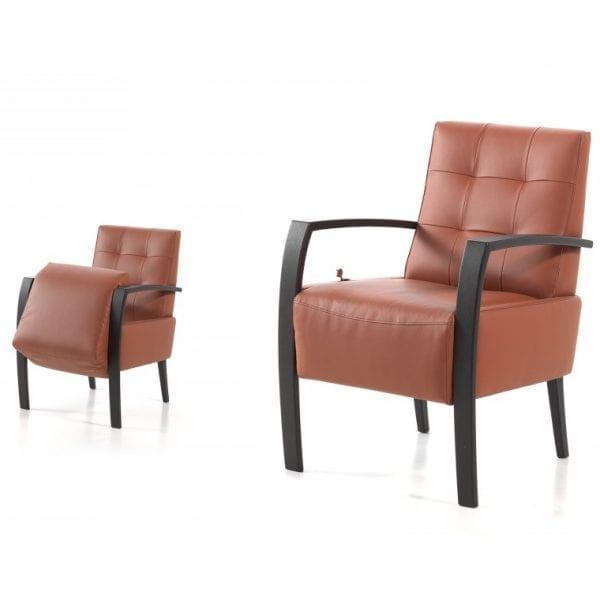 Sta-op stoel Mecam Athena 3