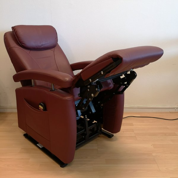 Occasion Sta-op stoel Fitform 571 Vario III Mini Leer